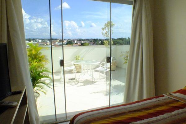 Suíte super luxo para casal do videiras palace hotel na canção nova em cachoeira paulista