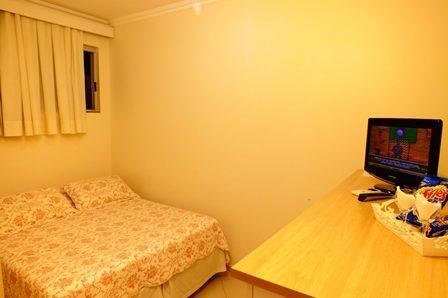 suite standard interna 2 para casal no videiras palace hotel em cachoeira paulista .