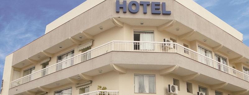Frente do  <strong>Hotel</strong>