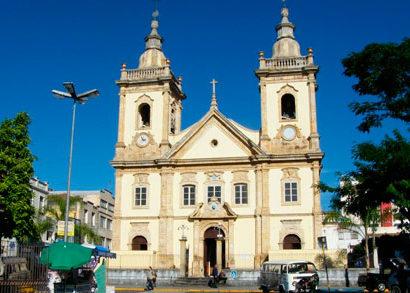 Igreja de Frei Galvão.